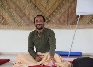 Vijay Gopala (Foto: Yoga Gita)