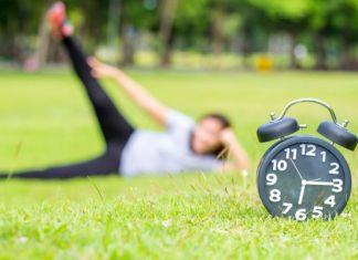 een goede dagelijkse routine kan stress verminderen