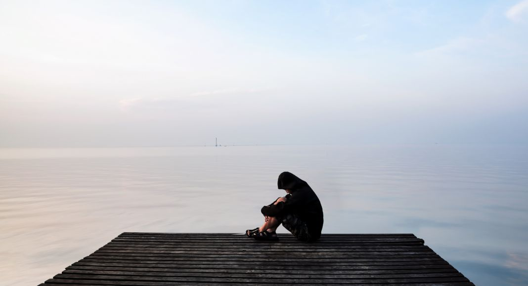 Yoga depressie - regelmatig yoga beoefenen kan je depressie verminderen